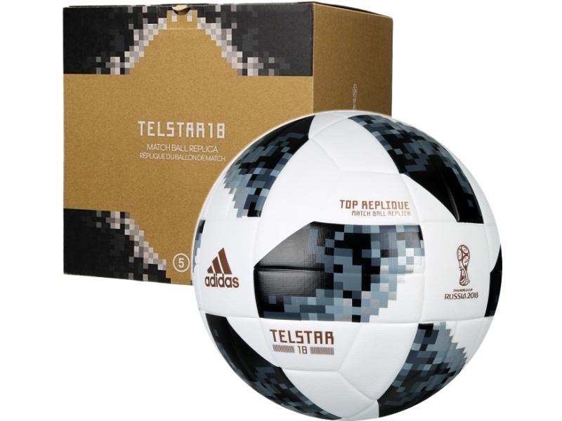 Coupe du monde 2018 adidas ballon telstar top replique 2018 - Ballon coupe du monde 1986 ...