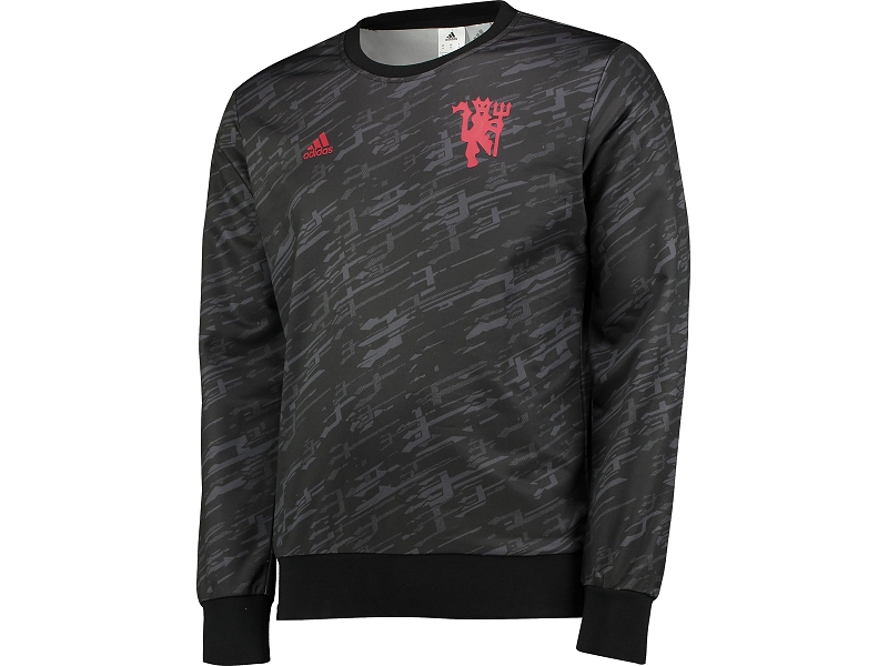 aman176 manchester united adidas sweat blousons iss maillots officiels de foot. Black Bedroom Furniture Sets. Home Design Ideas