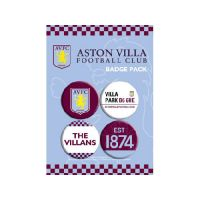 Aston Villa badge set