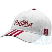 Pologne Adidas casquette