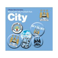 Manchester City badge set