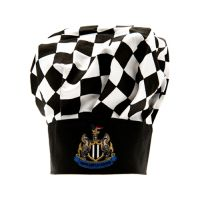 Newcastle United toque de chef