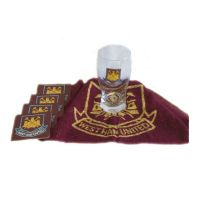 West Ham United mini bar set