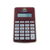 West Ham United calculatrice