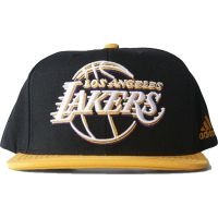 Los Angeles Lakers Adidas casquette
