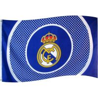 Real Madrid drapeau